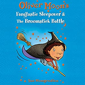 Oliver Moon Audiobook