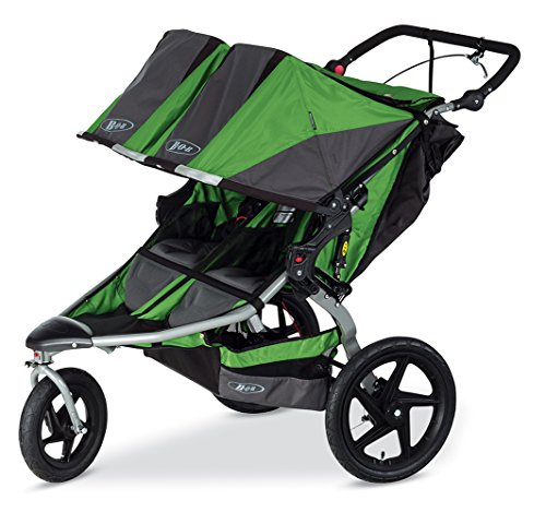 BOB Revolution Pro Duallie Stroller, Wilderness
