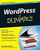 img - for WordPress For Dummies, 4th Edition book / textbook / text book