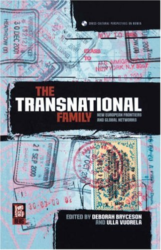 The Transnational Family: New European Frontiers and...