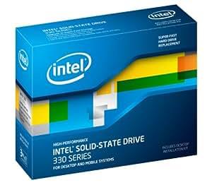 Intel 330 Series Solid-State Drive 180 GB SATA 6 Gb/s 2.5-Inch - SSDSC2CT180A3K5