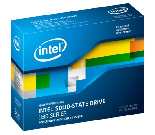 インテル Boxed SSD 330 Series 120GB MLC 2.5inch 9.5mm Maple Crest Reseller Box SSDSC2CT120A3K5