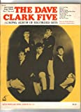 img - for The Dave Clark Five Song Album Of Recorded Hits Souvenir Song Album No. 1 Revised (Keys Populer Song Album No. 32) book / textbook / text book