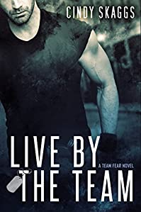 Live By The Team by Cindy Skaggs ebook deal
