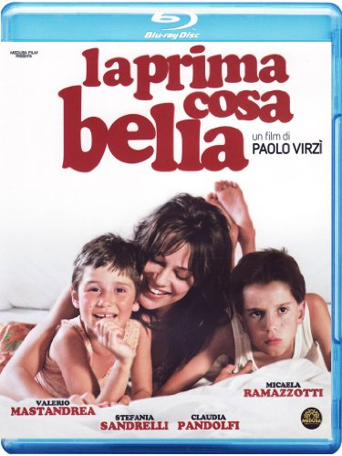 The First Beautiful Thing (2010) ( La prima cosa bella ) ( A Primeira Coisa Bela ) [ NON-USA FORMAT, Blu-Ray, Reg.B Import - Italy ]