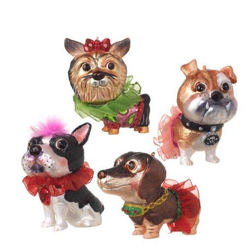 Pics Photos - Dog Breed Christmas Tree Ornaments Make Barking Good Gifts