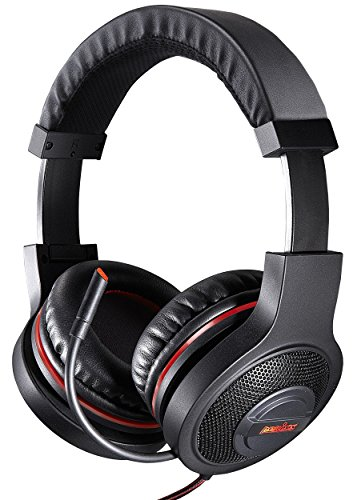 Perixx AX-3000 Over the Ear Headset