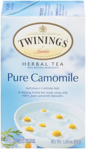 Pure camomile tea benefits