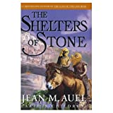 The Shelters Of Stone - The Earth's Children Series, Book 5 - Signed by Author Jean M. Auel