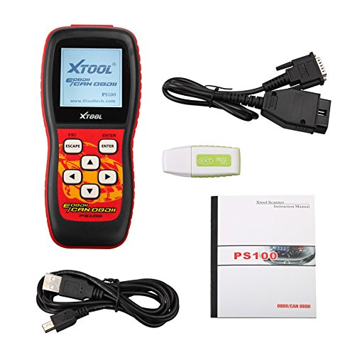 Best Price For Xtool PS100Â OBD Scanner Diagnostic Tool Code Scanner