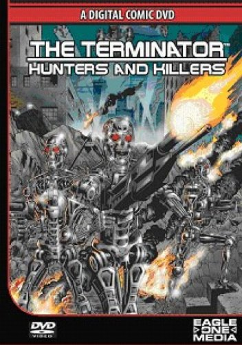 Cover art for  The Terminator: Hunters and Killers (Digital Comic)