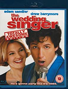 The Wedding Singer - Totally Awesome Edition (Blu-ray) (1998)