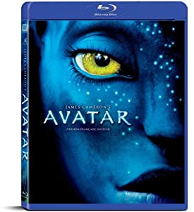 Avatar [Blu-ray + DVD]  (Bilingual)