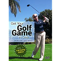 Get Your Golf Game in Gear: VOL. 1 - Full Swing Edition