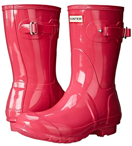 hunter-orignal-short-bright-cerise-gloss-womens-wellington-boots-8