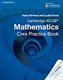 Cambridge IGCSE Core Mathematics Practice Book (Cambridge International IGCSE)