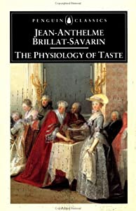 """Cover of """"The Physiology of Taste (Pengui..."""