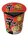 Nongshim Shin Noodle Cup, 2.64 Ounce...