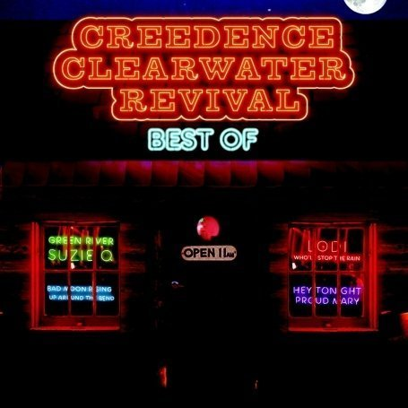 Creedence Clearwater Revival - The Singles Collection (CD1) - Zortam Music
