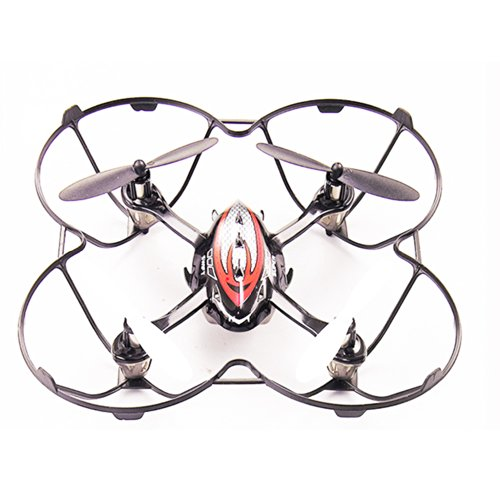 Jjrc F180 Ufo 2.4G 4Ch Rc 100M Remote Control Quadcopter Aircraft Gyro Led Light