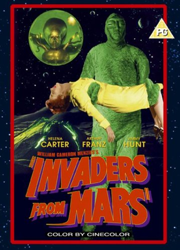 Invaders From Mars [DVD]
