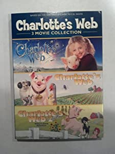 amazoncom charlottes web 3 movie collection