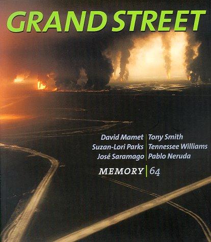 Grand Street 64: Memory (Spring 1998)