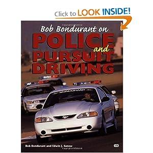 Bob Bondurant on Police and Pursuit Driving Bob Bondurant