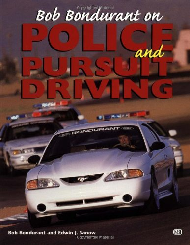 Bob Bondurant on Police and Pursuit Driving PDF