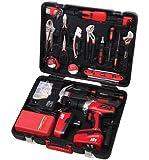 Apollo Precision Tools DT0202 Household Tool Kit, 184 Piece