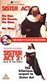 Sister Act/Sister Act 2 - Back In The Habit [VHS]