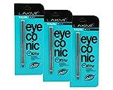 New Black Eyeconic Kajal Pack-3