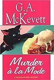 Murder A La Mode (Savannah Reid Mysteries)
