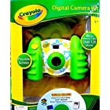 Crayola 2.1 MP Camera - Green (24073-PDQ)