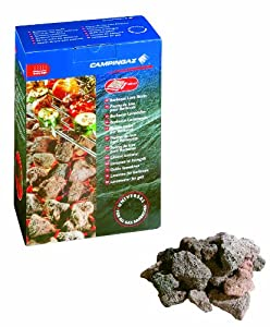 Campingaz Lava Rock BBQ Accessory - 3 kg