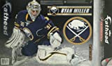 "NHL 2013 Buffalo Sabres Ryan Miller Fathead Teammate 15""x 12"" at Amazon.com"