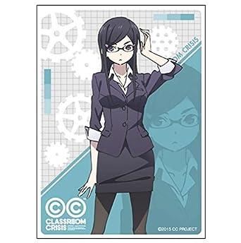 きゃらスリーブコレクション マットシリーズ 「Classroom☆Crisis」 アンジェリーナ (No.MT185)