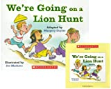 We're Going on a Lion Hunt (CD & Paperback) (0545246849) by Margery Cuyler