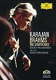 Johannes Brahms: Sinfonía 1 - 4 [DVD]
