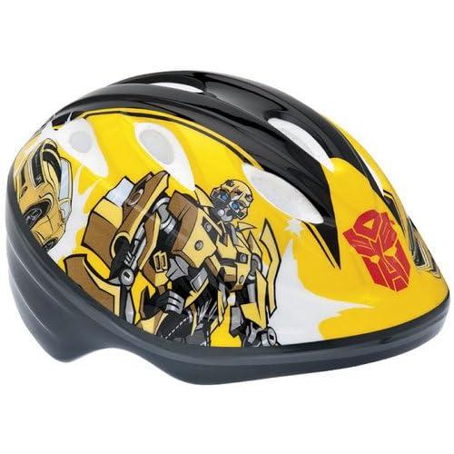 Bell Toddler Transformers BumbleBee Helmet (Yellow)