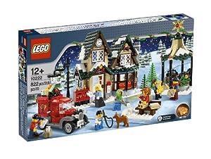 Lego Creator - 10222 - Jeu de Construction - La Poste du Village d'hiver