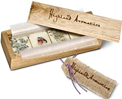 Scottish Fine Soaps Highland Aromatics 40gm/1.4oz Lavish Bath Melts