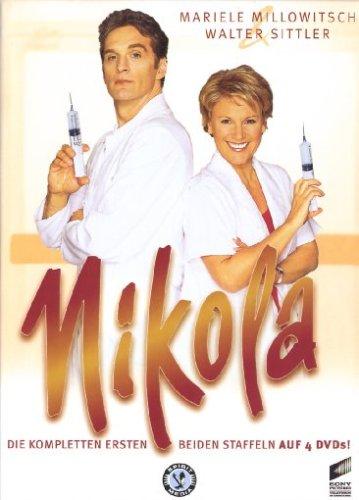 Nikola - Staffel 1 & 2 (4 DVDs)