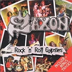 Saxon - Rock 'n' Roll Gypsies