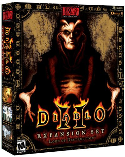 Diablo II Lord of Destruction Expansion SetB000098XNQ