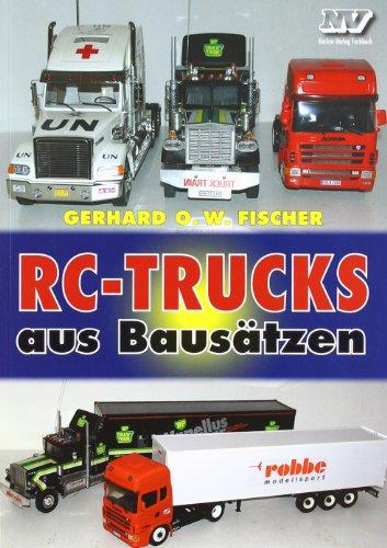rc trucks aus baus tzen buch von gerhard o w fischer. Black Bedroom Furniture Sets. Home Design Ideas