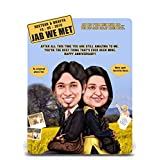 Jab We Met Bollywood Theme Caricature Gift For Couple, Gift For Husband, Gift For Wife, Gift For Girlfriend, Gift...