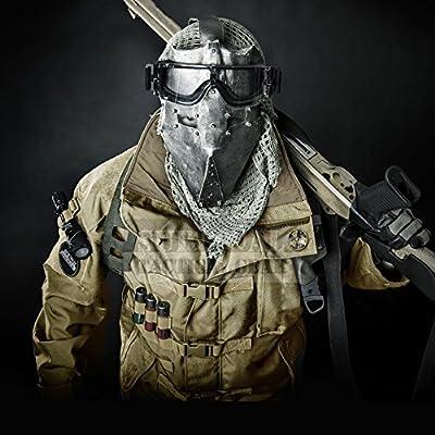 1000D CORDURA US Army Tactical Jacket Military Waterproof Windproof Hard Shell Jackets