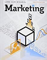 Marketing, 12th Edition Front Cover