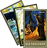May, Karl, Bd.14/35/36 : Old Surehand I , Unter Geiern, Der Schatz im Silbersee